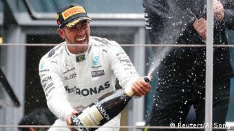 Formel 1 Grand Prix Lewis Hamilton