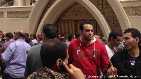 Ägypten Anschlag (picture-alliance/AP Photo/A. Hatem)