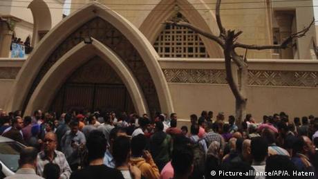 Ägypten Anschlag (Picture-alliance/AP/A. Hatem)
