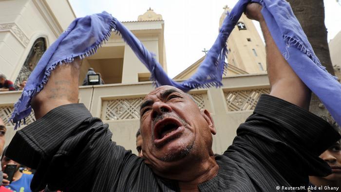 Ägypten Anschlag (Reuters/M. Abd el Ghany)