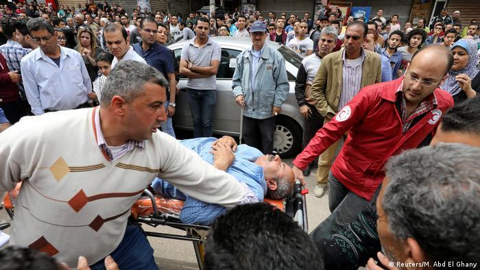 "Ã""gypten Anschlag in Tanta (Reuters/M. Abd El Ghany)"