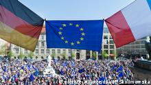 Berlin Kundgebung Pulse of Europe