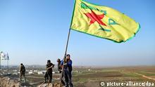 Syrien Volksverteidigungseinheit YPG