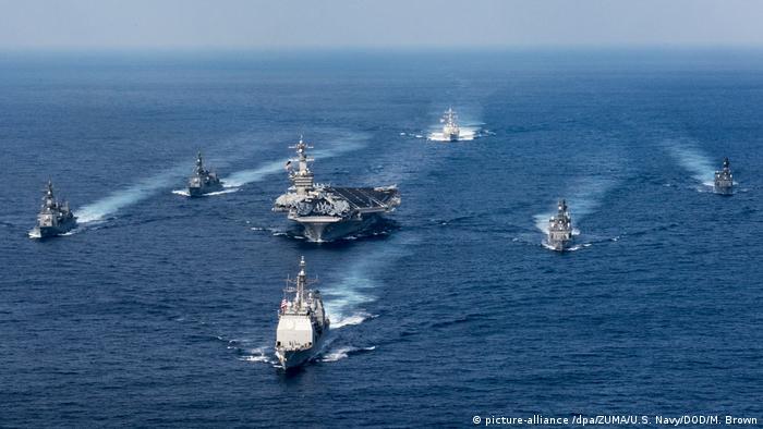 Coreia do Norte se diz pronta para reagir a qualquer guerra