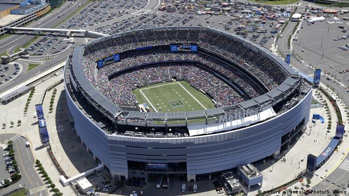 World Cup - MetLife Stadion in East Rutherford