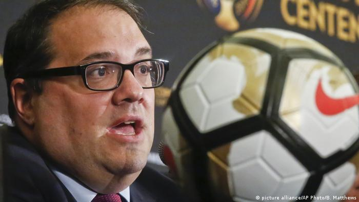 CONCACAF Victor Montagliani (picture alliance/AP Photo/B. Matthews)
