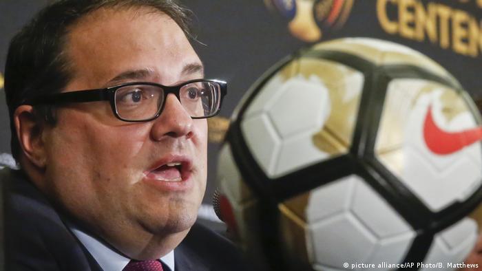 CONCACAF Victor Montagliani