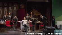 Opernhaus Wuppertal, Aufführung Rigoletto von Timofej Kuljabin