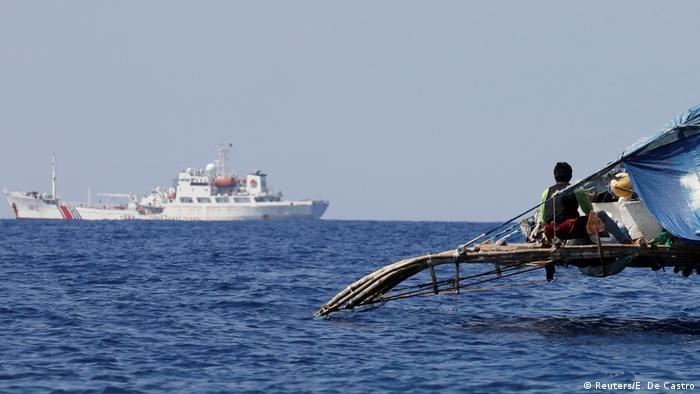 China Philippinen Konflikt um Fischergebiete im Südchinesischen Meer (Reuters/E. De Castro)