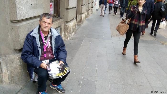 Kroatien Obdachlosigkeit in Zagreb | Ivo Grgic