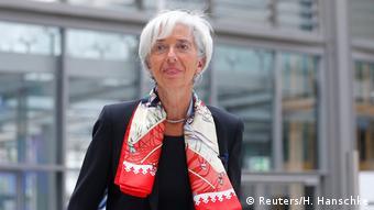 Όπως αναμένετο το ΔΝΤ θα συμμετάσχει αλλά χωρίς χρήματα