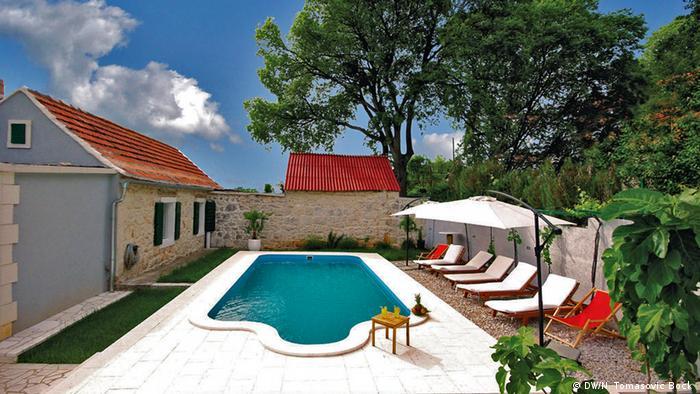 Urlaub in Kroatien (DW/N. Tomasovic Bock )