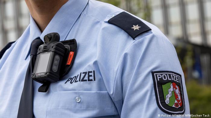 Deutschland Body-Cams
