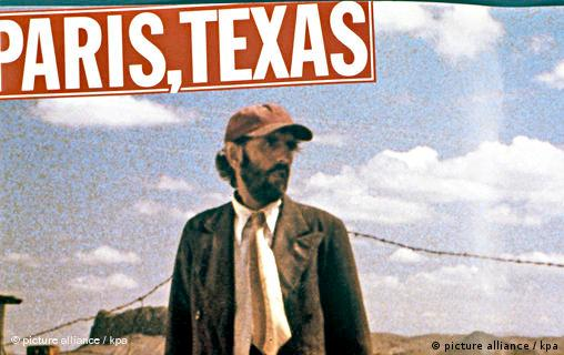 Paris Texas - Film nga Wim Wenders