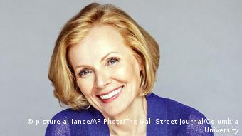 USA Bekanntgabe Pulitzer-Preisträger Peggy Noonan (picture-alliance/AP Photo/The Wall Street Journal/Columbia University)