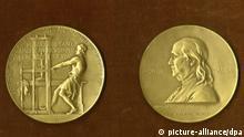 Medaille Pulitzer-Preis