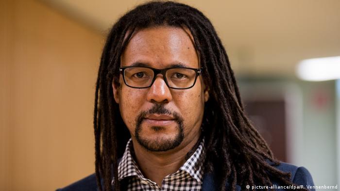 Deutschland Pulitzer-Preisträger Colson Whitehead bei der lit.Cologne in Köln