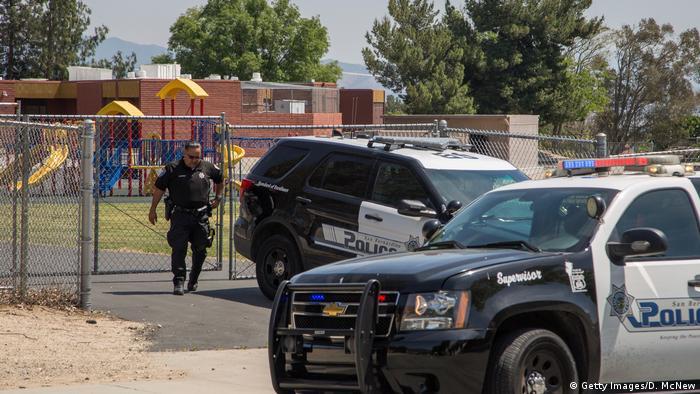 USA Schießerei in Grundschule von San Bernardino (Getty Images/D. McNew)