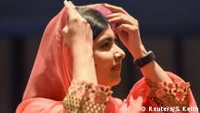 USA Malala Yousafzai in New York
