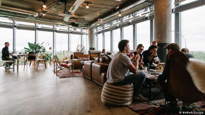 WeWork Sonycenter (WeWork Europe)