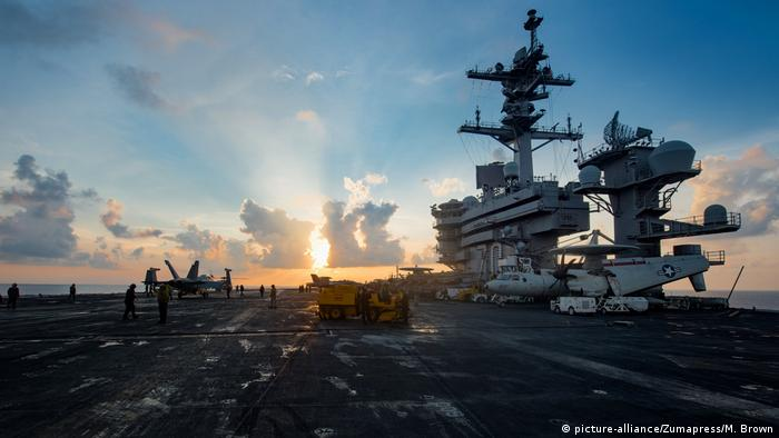 In April, the US sent its Carl Vinson aircraft carrier towards the Korean Peninsula, saying it was taking prudent measures against the North. Pyongyang has vowed to react to any mode of war. Intelligence officials estimate that North Korea could be less than two years away from striking the US. It seems increasingly les likely that US President Trump will allow that happen.