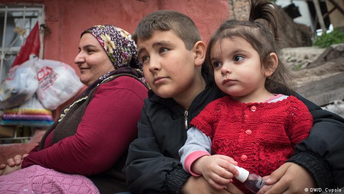 Türkei Wahlverhalten in Ankaras Armenviertel (DW/D. Cupolo)