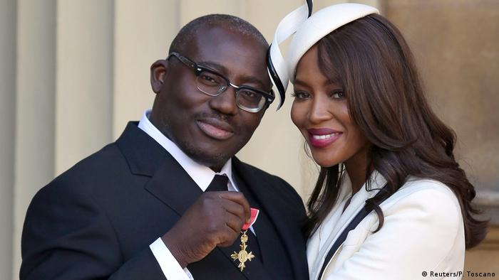 Edward Enninful (Reuters/P. Toscano)
