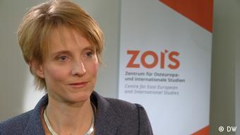 Українська політика входить у конституційний надзвичайний стан, - вважає берлінська експертка Ґвендолін Зассе