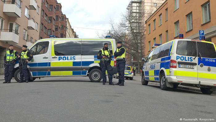 Schweden Usbeke gesteht Anschlag vor Haftrichter in Stockholm