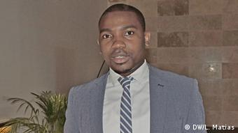 Eduardo Sengo, Stellvertretende Direktor des Verbandes der Wirtschaftsvereine in Mosambik