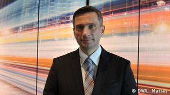 Martin Dulig, stellvertretender Ministerpräsident des Freistaats Sachsen