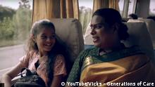 Indien Videostill Vicks - Generations of Care #TouchOfCare