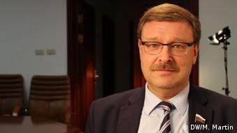 Константин Косачев (фото из архива)