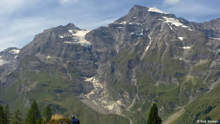 Grosses Wiesbachhorn Gletscher Österreich