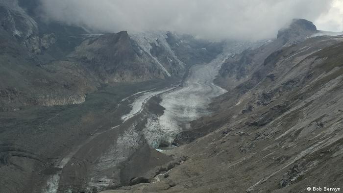 Österreich Pasterze Gletscher