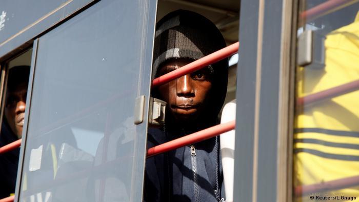 Libyen Migranten Sklaverei (Reuters/L.Gnago)