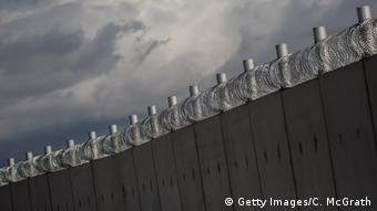 Türkei Grenzmauer zu Syrien (Getty Images/C. McGrath)