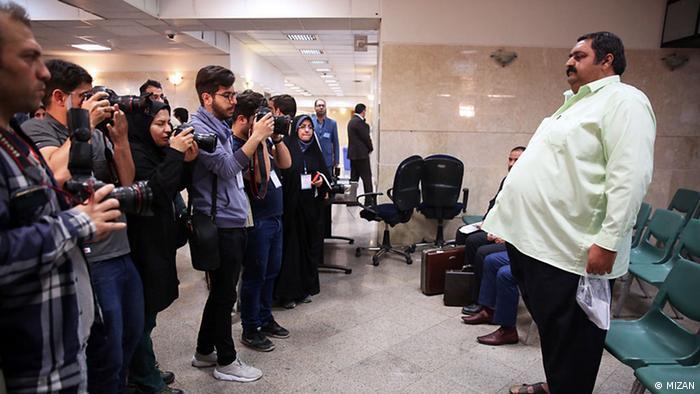 Iran Präsidentschaflskandidaten (MIZAN)