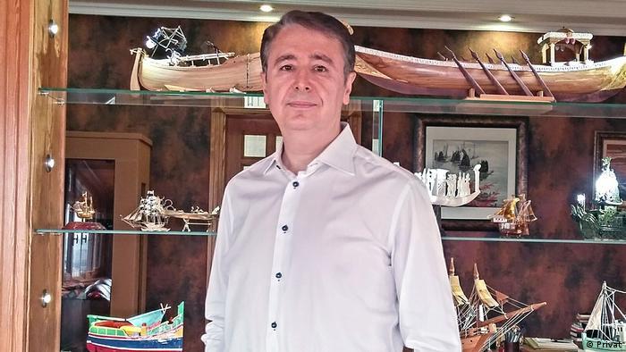 Ibrahim Uslu Direktor Umfrageinstitut ANAR