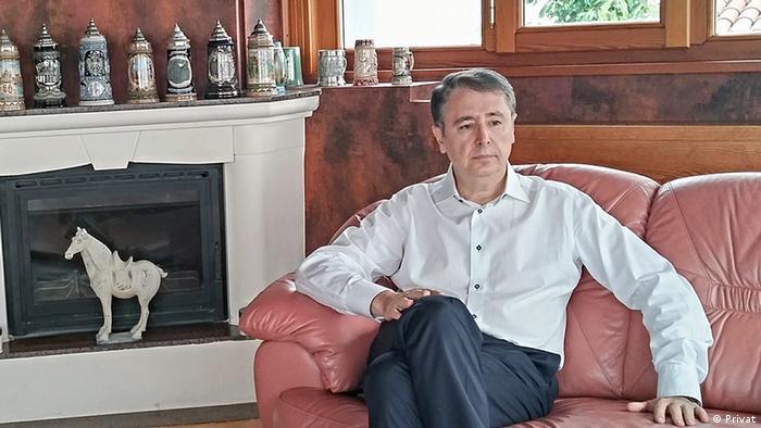 إبراهيم أوسلو، مدير معهد أبحاث الرأي التركي ANAR