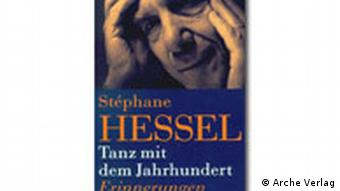 Book cover Stéphane Hessel