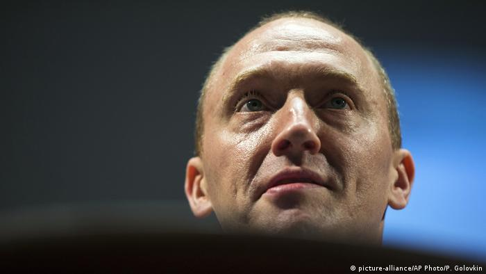 Moskau Carter Page Außenpolitik Berater Donald Trump (picture-alliance/AP Photo/P. Golovkin)