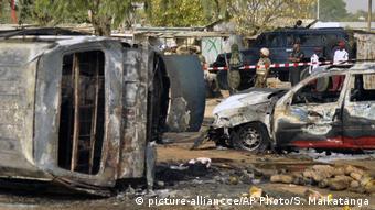 Nigeria Boko Haram - Kinder als Selbstmordattentäter