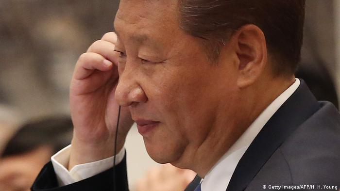 China G20 - Xi Jinping (Getty Images/AFP/H. H. Young)