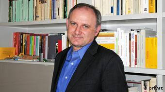 Politiloge Stephane Wahnich (privat)