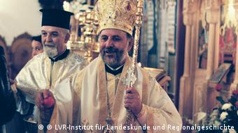 Παλιότερη πασχαλινή λειτουργία στη Μητρόπολη της Βόννης