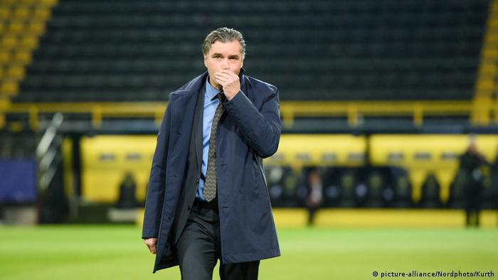 Michael Zorc, del BBV.