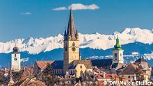 Kirchenburgen in Siebenbürgen/Rumänien - Hermannstadt (Sibiu)