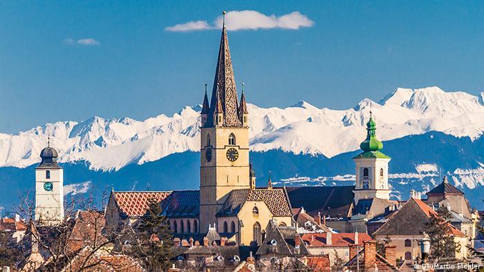 Rumänien Fotoreportage Siebenbürgen Hermannstadt