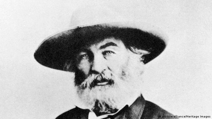 USA Walt Whitman Dichter 1866 (picture-alliance/Heritage Images)